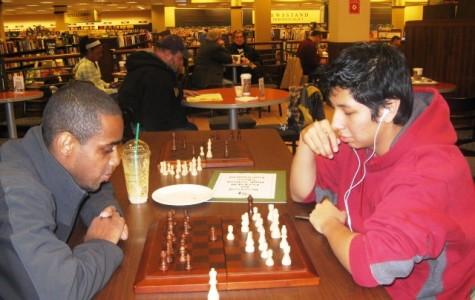 Chess Tournament Winners – Joseph & Naheem