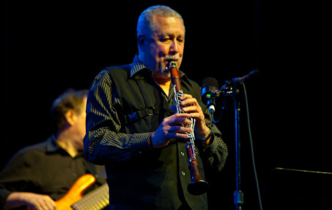 Paquito D'Rivera Shows Grammy Talent