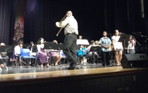 Summer Music Camp Performs