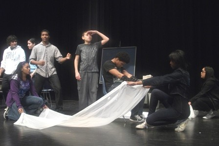 New Drama  Production – This Weekend