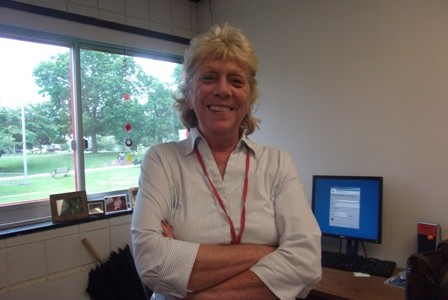 Mrs. Seacord Retires