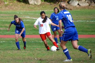Lady Red Devils Face Tough Opponent