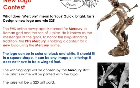 Mercury Logo Contest!
