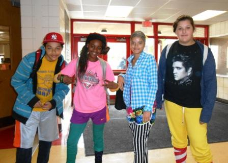 tacky or trendy mix and match day mercury
