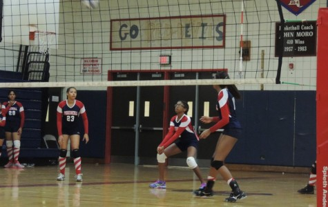 Girls Varsity & JV Volleyball against Somers