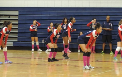 Girls JV Volleyball Team easily defeats the Pioneers