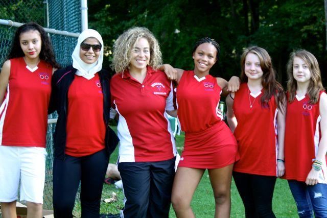 Varsity+Girls+Tennis+on+the+Upswing