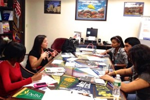 December College Update: WCC Visited Dec. 20!