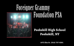 PHS Enters Grammy Competition