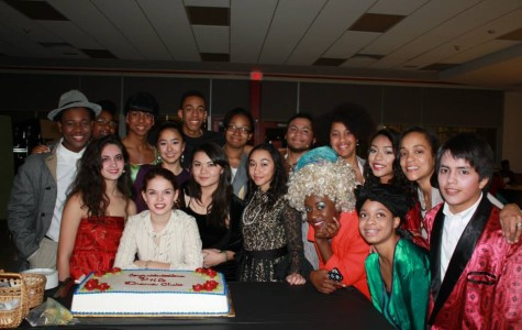 Drama Club Actors presented: Dinner with Thespians