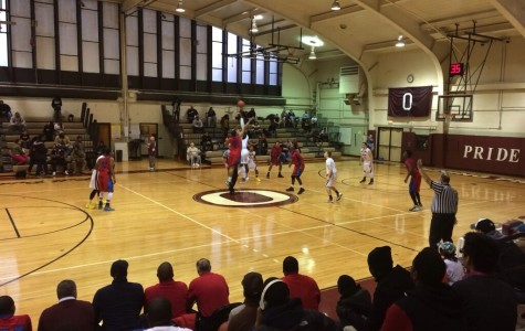 Red Devils Run Over Ossining 76-54