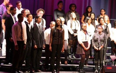 PHS Winter Concert Produces Beautiful Music