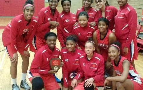 Lady Red Devils Win Tappan Zee Tournament