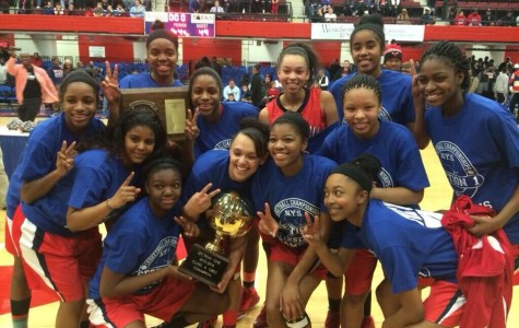 Lady Red Devils Win Gold Ball Third Time in Five Years!