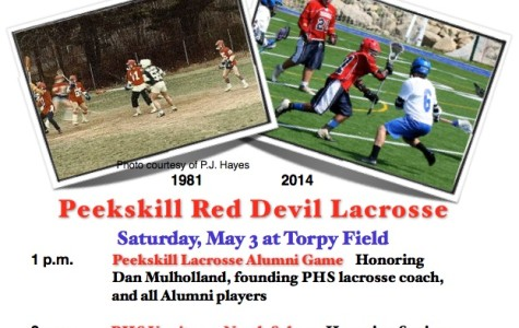 Great Lacrosse on Sat., May 3