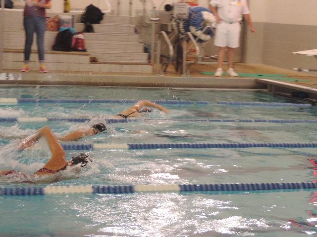 Girls+Varsity+Swim+Team+Meet+at+Divisionals+