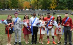 School Spirit Week: Red & Blue Day, PEP Rally & Homecoming Football Game!