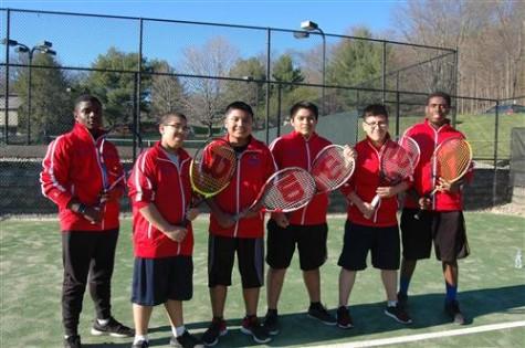 PHS Tennis Team Sees Best Season in Decades
