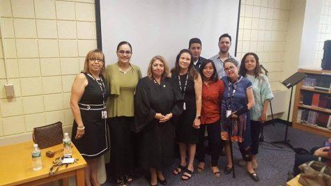 Supreme Court Judge Carmen Velazquez to PHS Students: 'Follow Your Dreams'