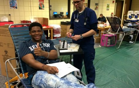 PHS Blood Drive Helps Save Lives