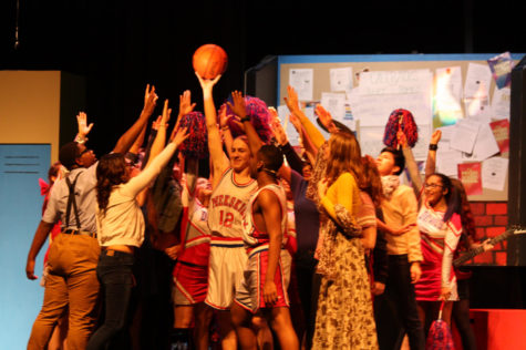 Peekskill Drama Club's  High School Musical - A Big Success