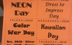 It's Spirit Week at PHS!