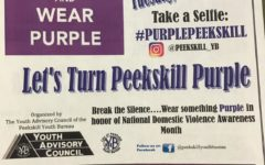 Wear Purple on Tuesday for Domestic Violence Awareness