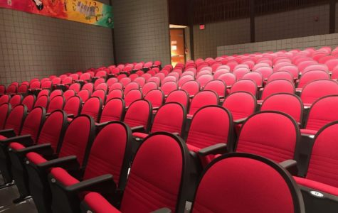 From Old to New: Check out the new Auditorium