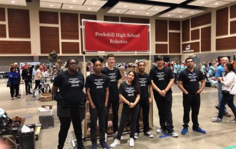 PHS Iron Devils Attend National Rube Goldberg Contest in Indiana
