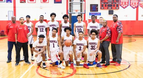 Positive Record, Positive Emotions; Peekskill Varsity Basketball is Sailing Smoothly