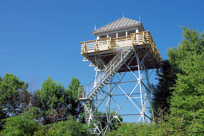 Fire Tower Blues