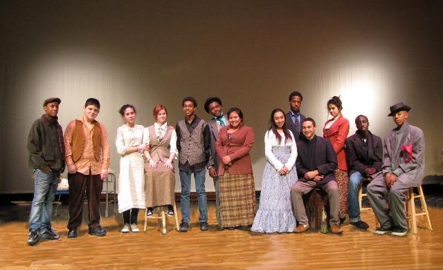 PHS Drama Club: New Name & New Plays