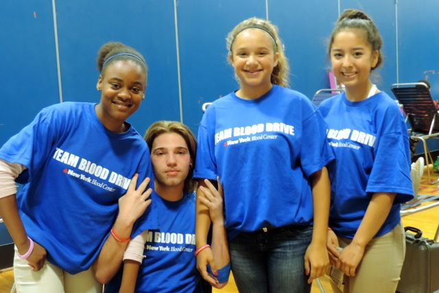 PHS Students Donate Blood, Save a life
