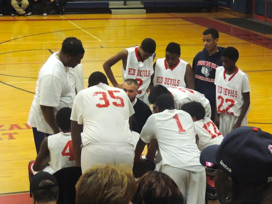 PHS Junior Varsity Defeats Goshen 52-40