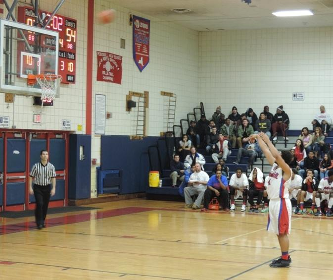 Red Devils Defeats Yorktown in a Blowout