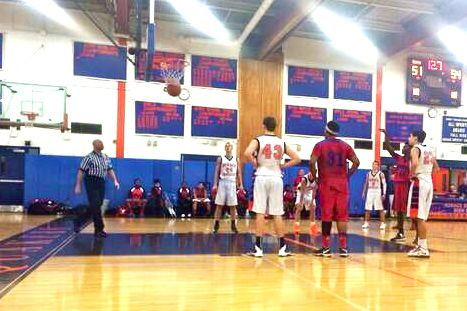 PHS Red Devils Defeat Horace Greeley