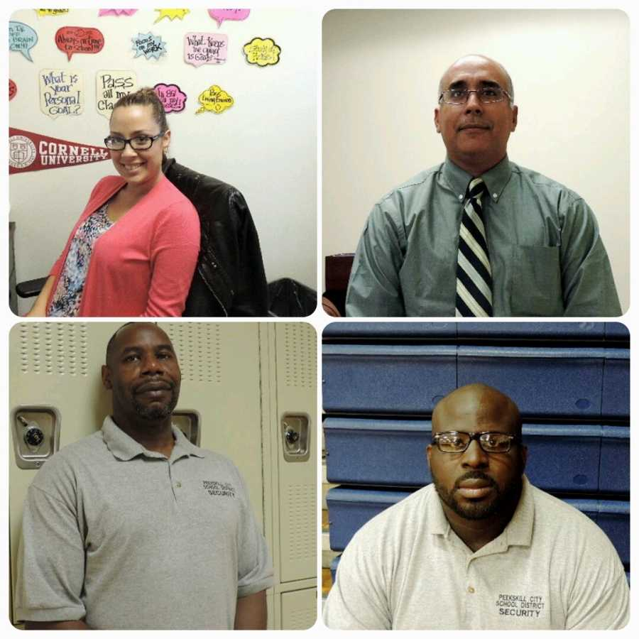 Meet the Security and Guidance Staff