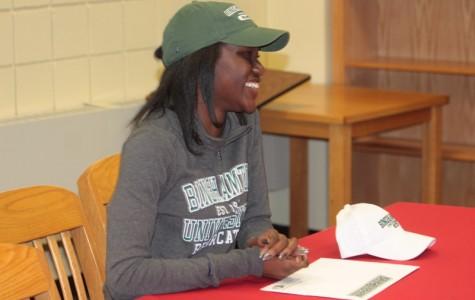 Chelsea Ogindo Receives Athletic Scholarship to Binghamton University