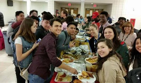 Peekskill High School Holds 12th Annual Food Festival to Celebrate National Foreign Language Week