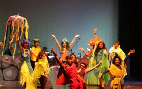 """Little Mermaid"" Makes a Splash at PHS"