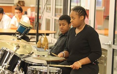 First Annual Jazz Cafe Held at PHS