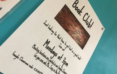 Join the PHS Book Club!