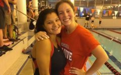 Meetings with Mya: An Interview with Girls' Swim Coach Nikki Brady