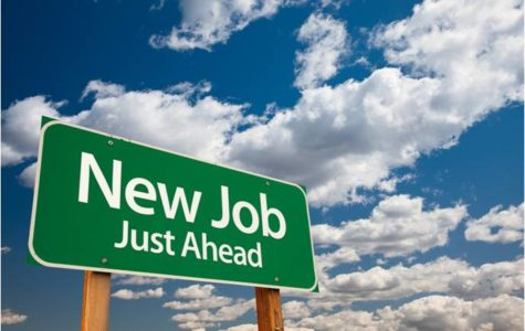 New Job, New Beginnings