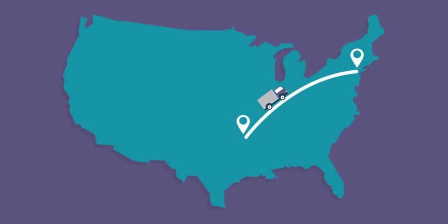 Arkansas To New York; A Big Change
