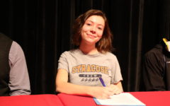 Signing Ceremony in Honor of Julia Roach
