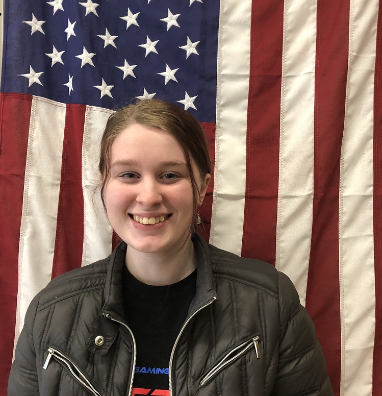 Madeline Cairl Wins Field Trip to Philly for Entire AP Gov. Class