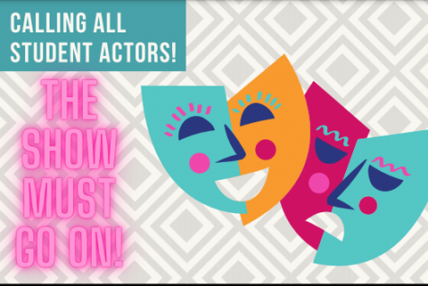 The Show MUST Go On! PHS Drama Club Returns