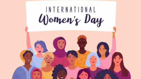March 8 is International Women's Day