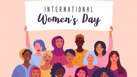 March 8 is International Women's Day